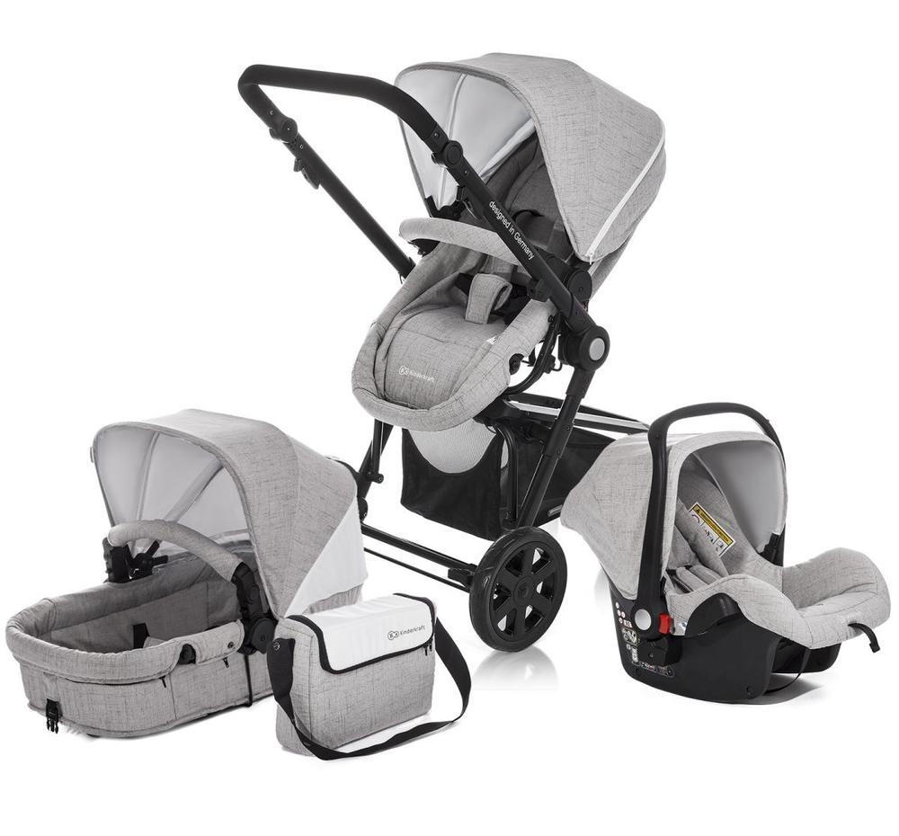 Wózek wielofunkcyjny dla dziecka
