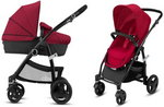 Cybex LEOTIE FLEX  2w1 CBX CRUNCHY RED