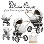 Silver Cross Cross SURF -Timeless Special Edition 2w1
