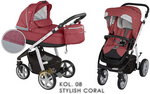 Espiro Next 3w1 08 Stylish Coral